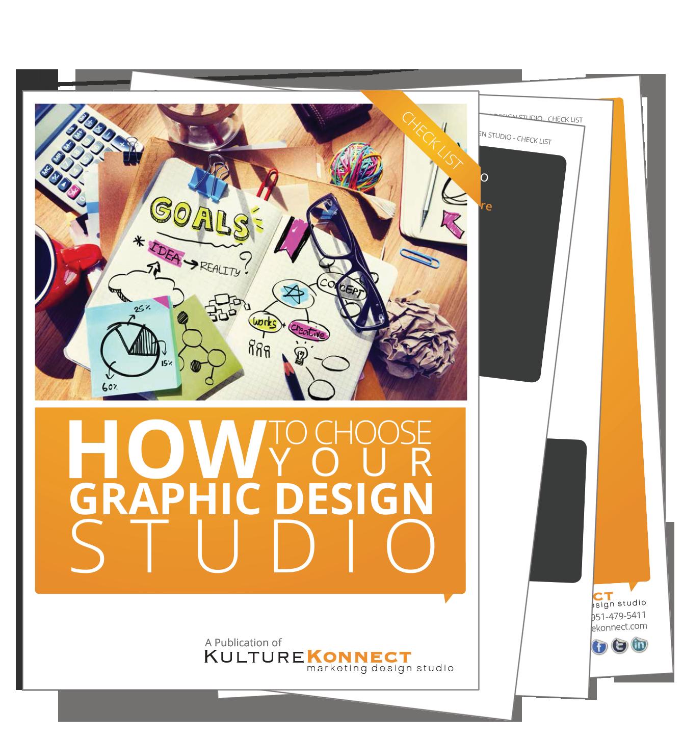 How To Choose Your Graphic Design Studio - LP