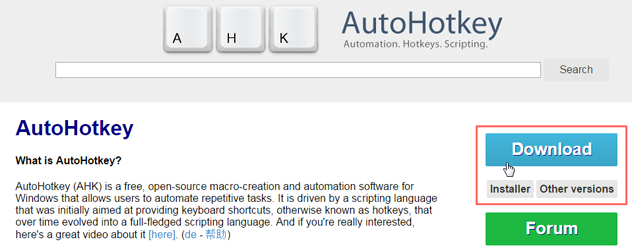 Take the Tedium Out of Work With AutoHotkey!