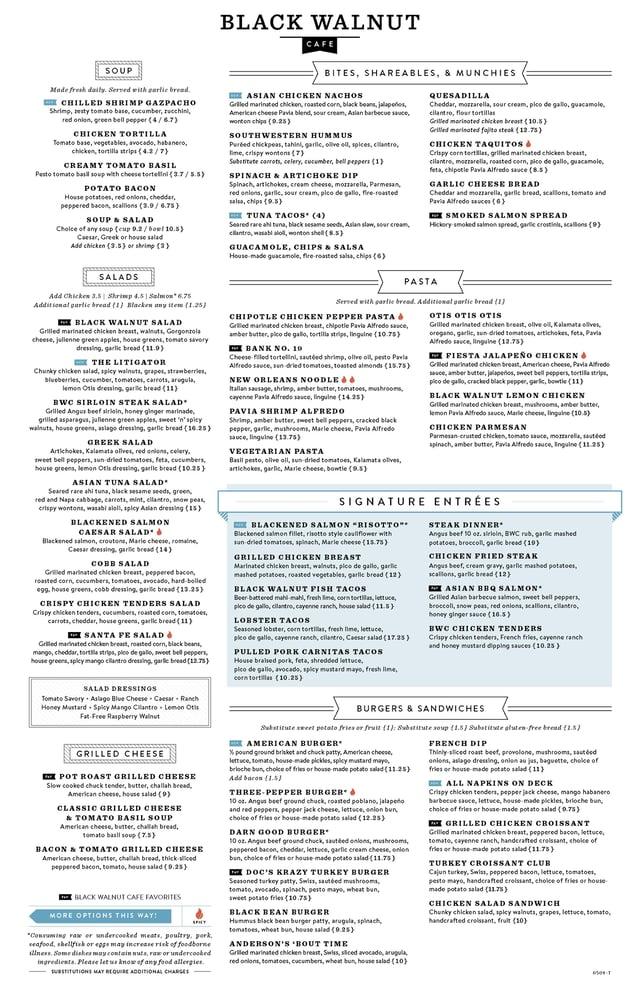 Refresh Your Menu This Fall Ideas To Spark Your Restaurant Menu Design