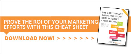 Prove the ROI of Your Marketing Efforts with this Cheat Sheet