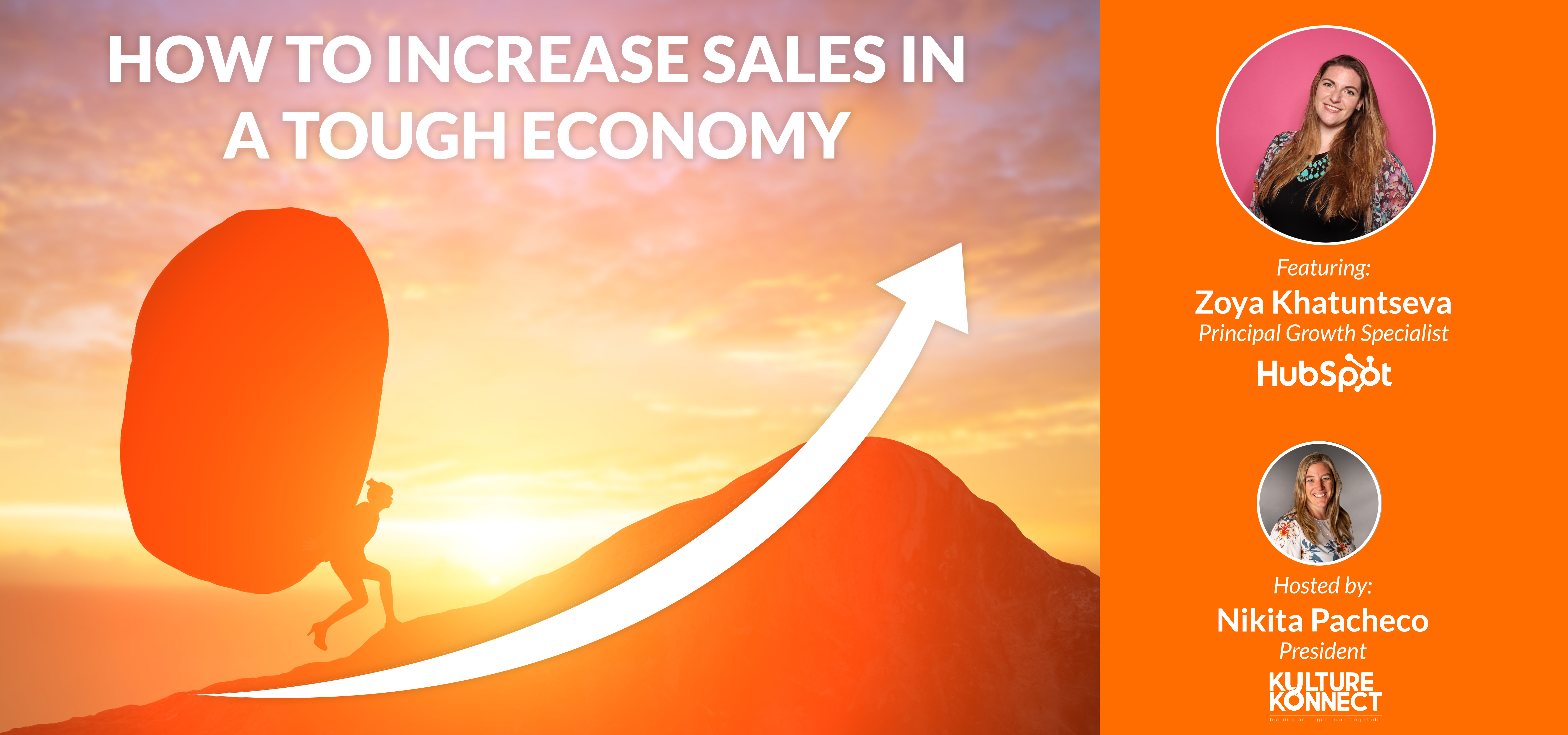How To Increase Sales In A Tough Economy
